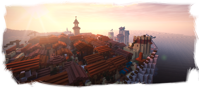 Crusadecraft - (Minecraft) Historical Roleplay Server! by