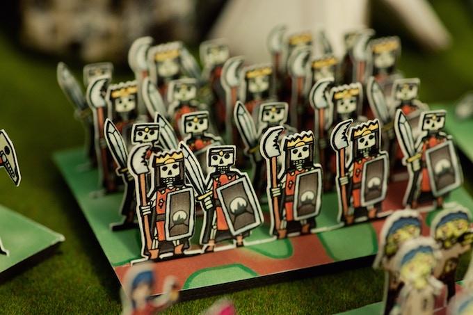 Skeleton Kings