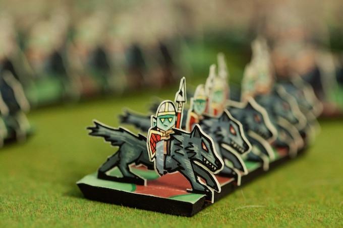 Warg Cavalry
