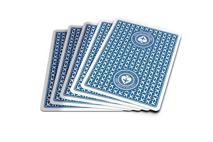 Back Design for the Premier Edition in Altitude Blue