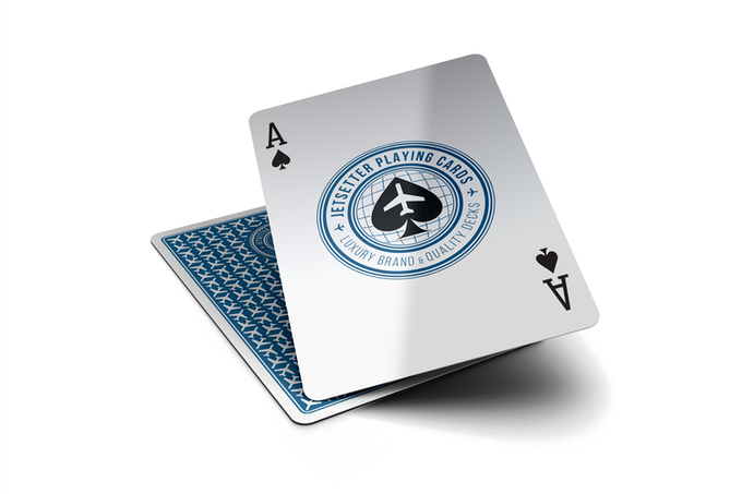 Ace of Spades for the Premier Edition in Altitude Blue