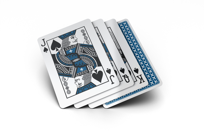 Re-colored Spades for the Premier Edition in Altitude Blue