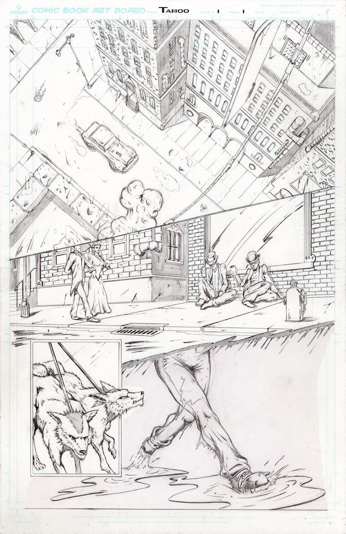 Page 1 Pencils