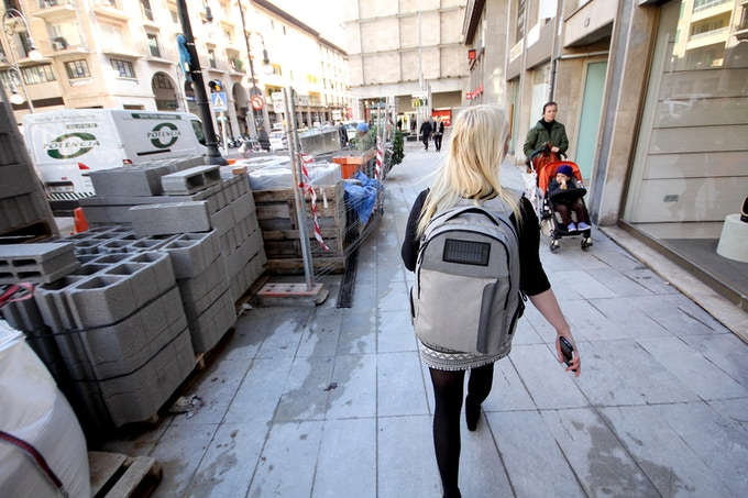 Navigate the urban jungle with Lifepack
