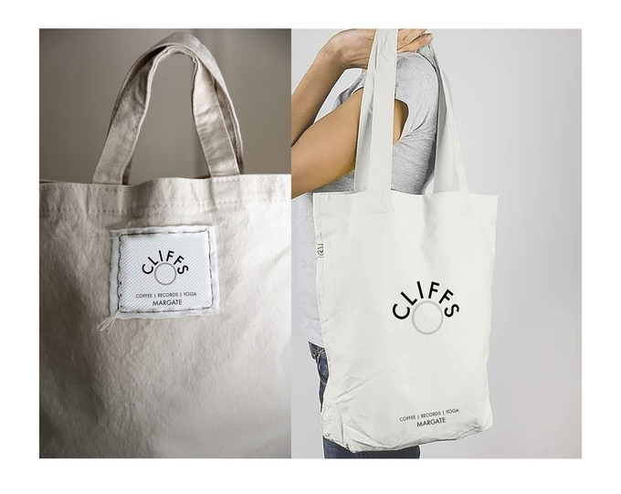 Stop resisting, everyone loves a tote bag.