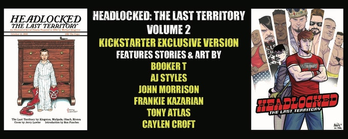 Headlocked: The Last Territory Volume 2