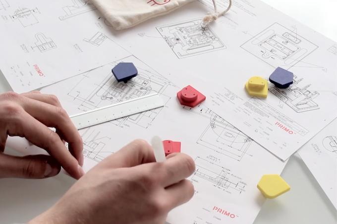 June 2015 - Cubetto 2.0 is complete. Better, smarter, stronger