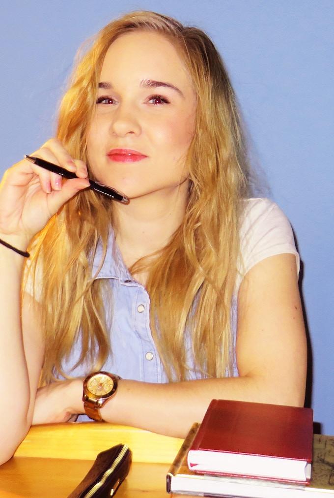 Maja Monrue, the author of Awakening Her