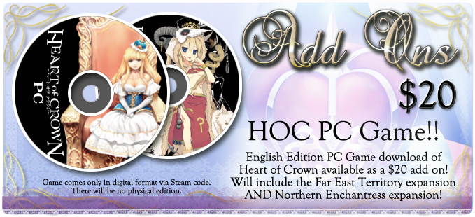 Heart of Crown: Deck Building Card Game by Japanime Games