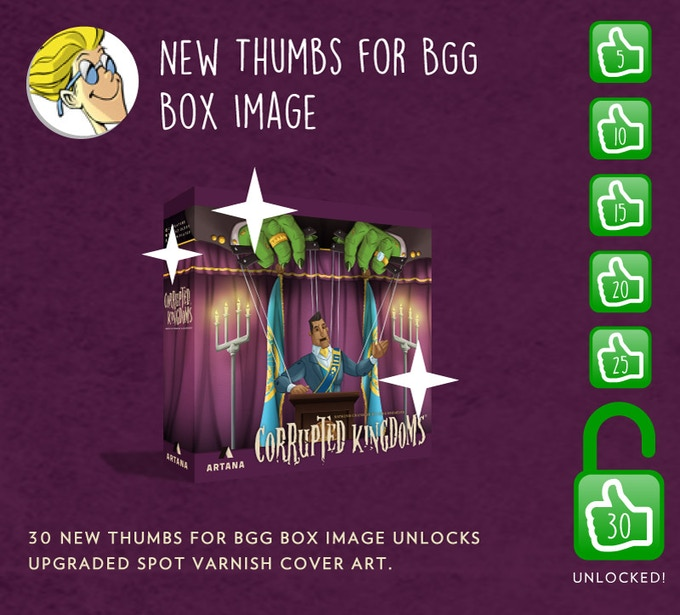 Thumb the Box on BGG - UNLOCKED!!!