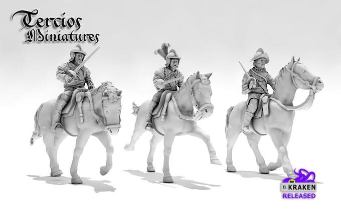 Combat Horse Pack