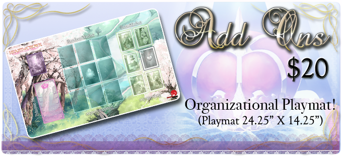 Organizational Playmat