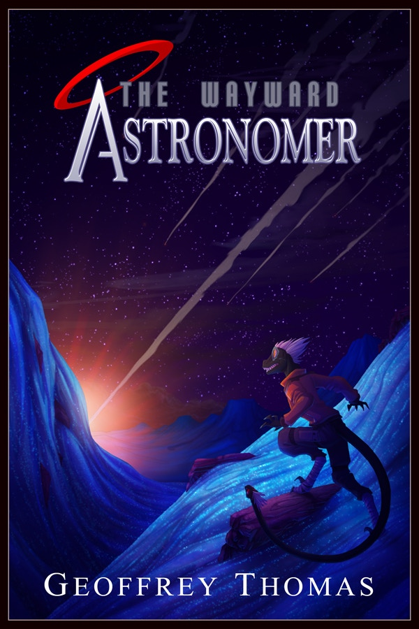 The Wayward Astronomer A Dreamkeepers Story By Geoffrey Thomas