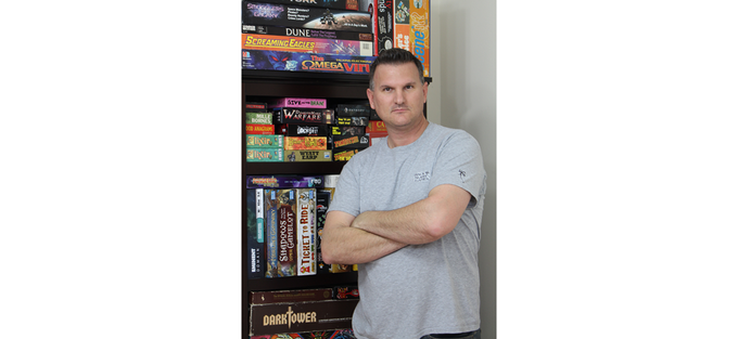 Robert Shofkom, Hack and Slash Games President