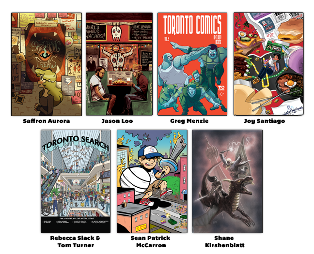 """Get yourself a complete set of limited-edition 6"""" x 9"""" prints!"""