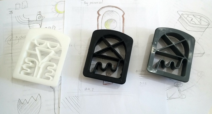prototypes, shapes considerations, design process