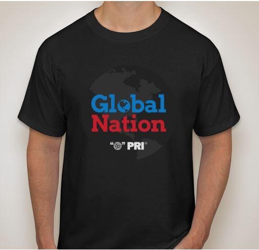 Global Nation T-shirt!
