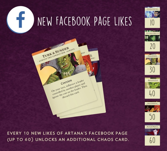 Like us on Facebook - UNLOCKED!