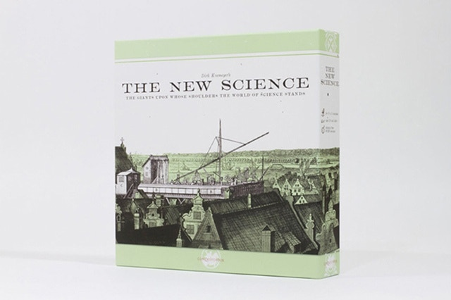 The New Science: The Scientific Revolution comes to life!