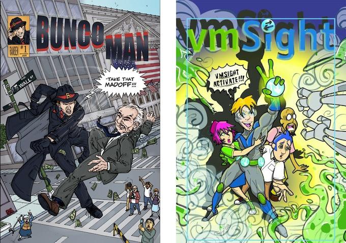 Ramben Publishing and VM Sight