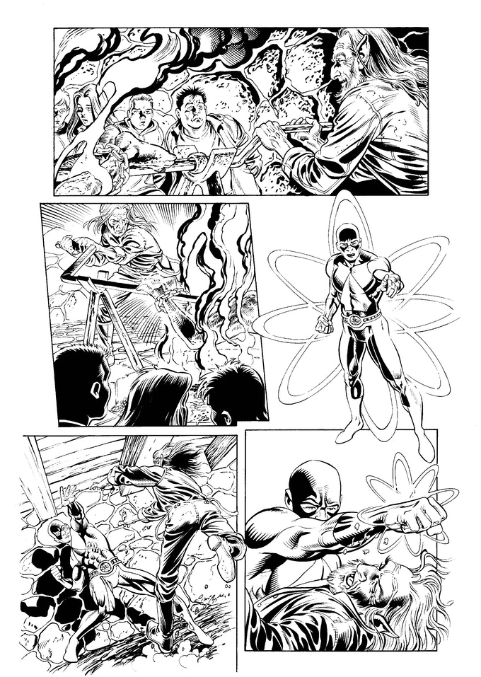 Second JERRY ORDWAY REWARD now available!