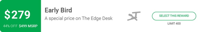 The Edge All In One Desk Solution For Modern Life And
