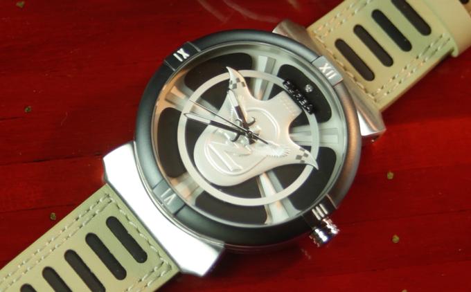 Timepiece Watch By Zurba Supercar By Jonny Zurba Kickstarter