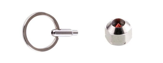 The Hexlox and its proprietary Key