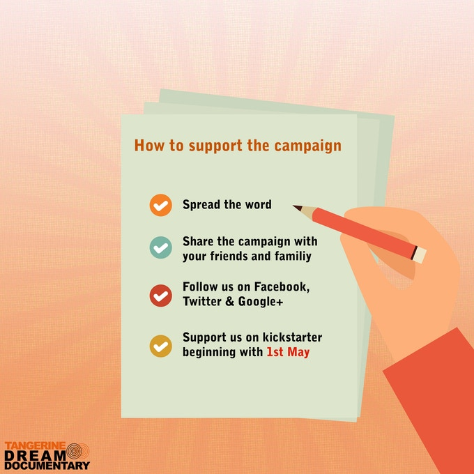 How to support us!