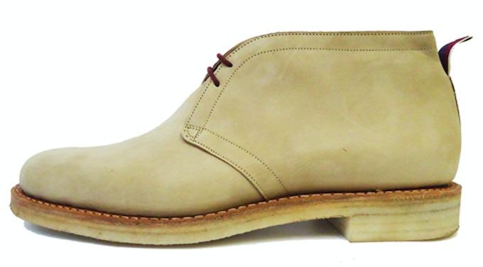 Original Carreducker Bespoke Desert Boot