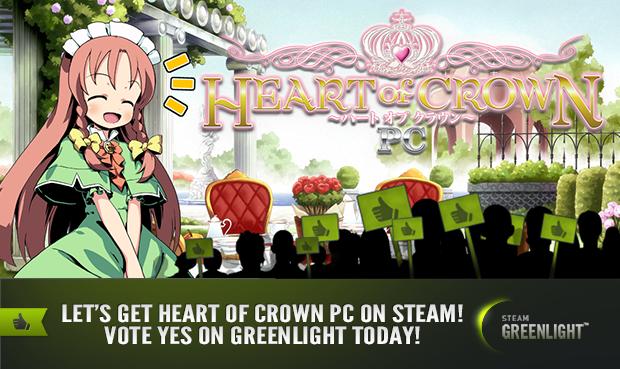 Steam Greenlight!