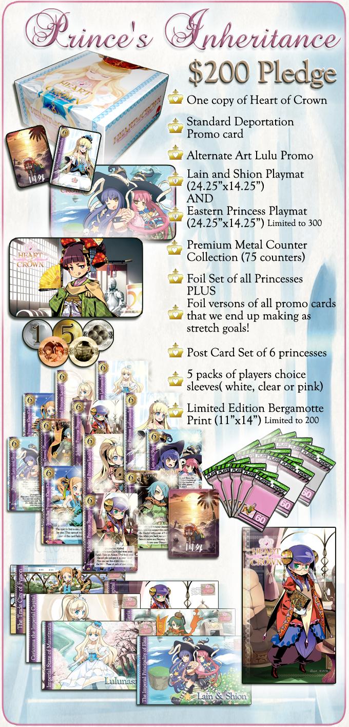 Prince's Inheritance