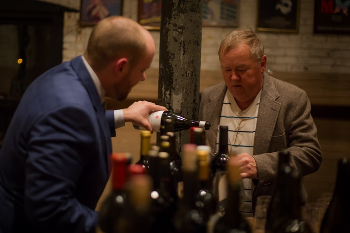 Past M+ Event: The Walla Walla Premier of Somm: Into The Bottle, at the Gesa Powerhouse Theatre