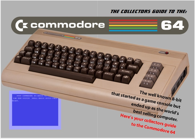 Collectors Guide Commodore 64 (in-depth)