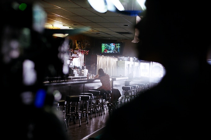"""Location in """"The Grasshopper,"""" Save More Liquor Lounge (4060 N. Lincoln Ave.) Photo: Mike Kunicki"""