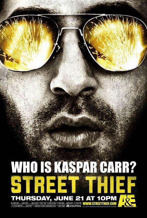 """Malik Bader in """"Street Thief"""" (Dir. Malik Bader)"""