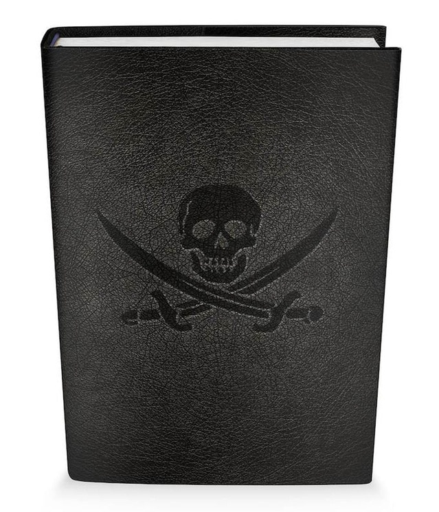 Pirate Edition Cover Mockup