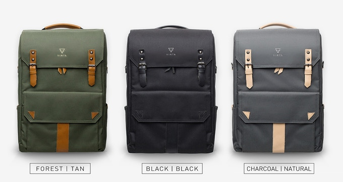 S | Series Travel and Camera Backpacks