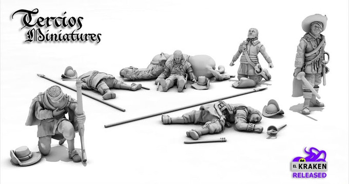 Casualties Pack