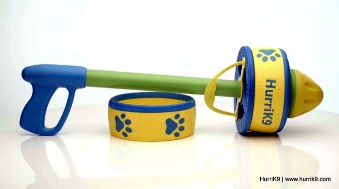 Hurrik Ring Launcher
