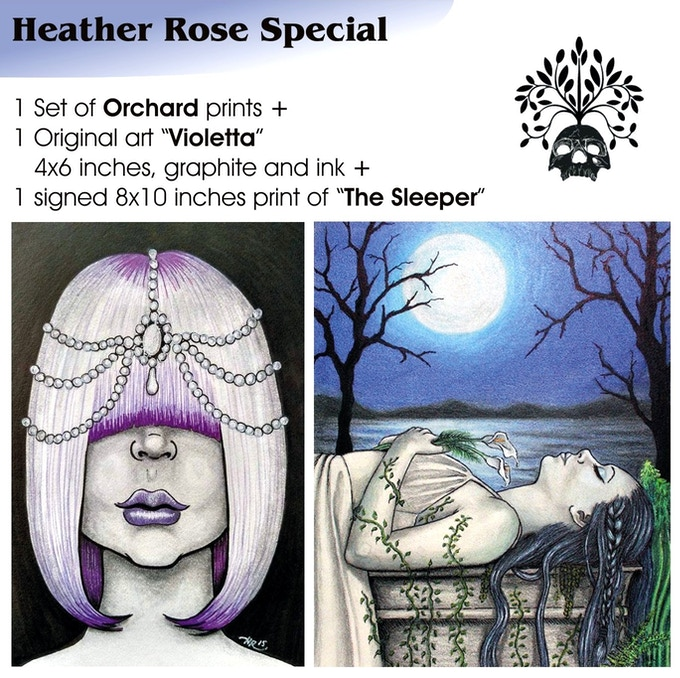 Heather Rose Special, €80 plus postage, already claimed