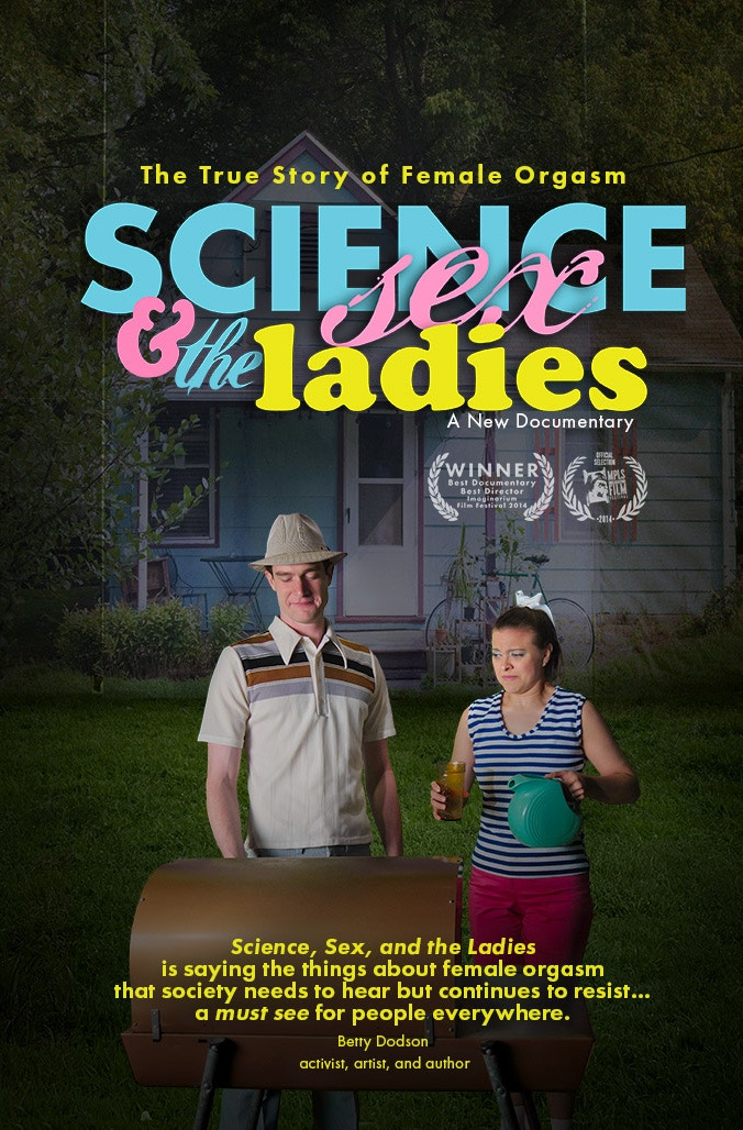 Too many women feel confused about their orgasm and shame about their desire. This movie aims to change that. Now Available at Vimeo On Demand and IndieFlix.