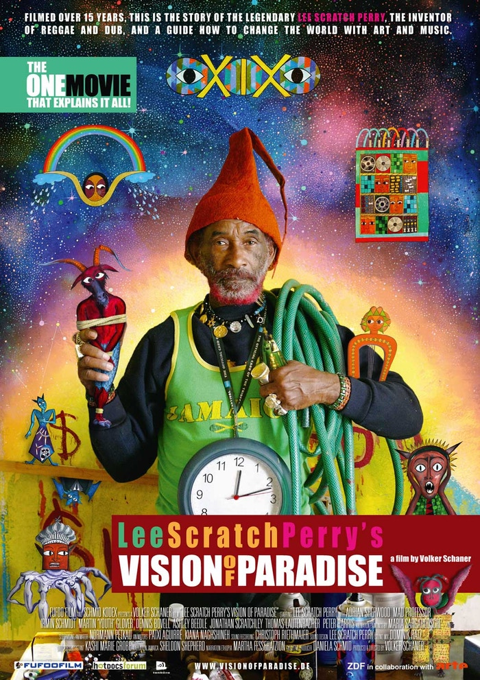 "The unique, poetic, humorous and ""prophetic"" adventure with the legendary Lee Scratch Perry, the one movie that explains it all..."