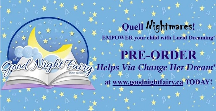 The Good Night Fairy Helps Via Change Her Dream by Renee