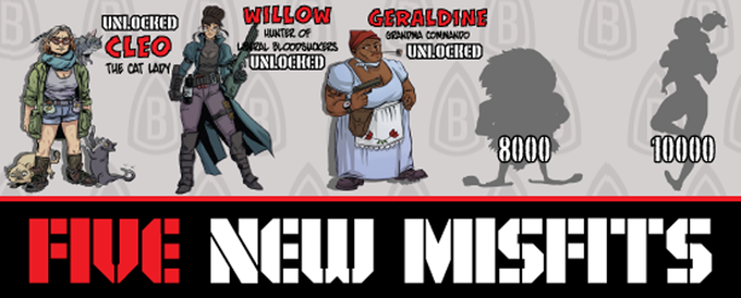 GERALDINE'S UNLOCKED! Who is going to be next?