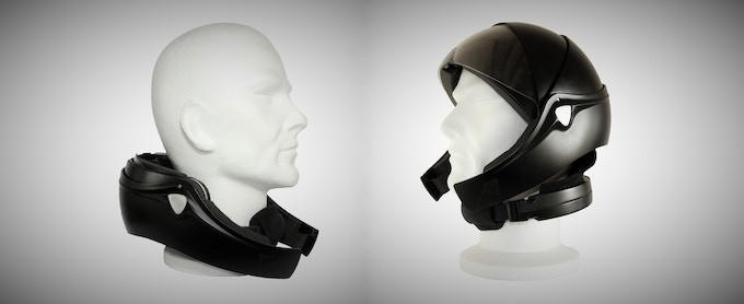 [ A L P H A ] Deployment Helmet