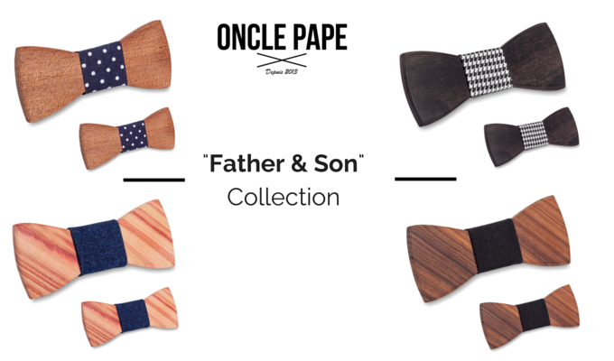 Father & Son Collection - Packs