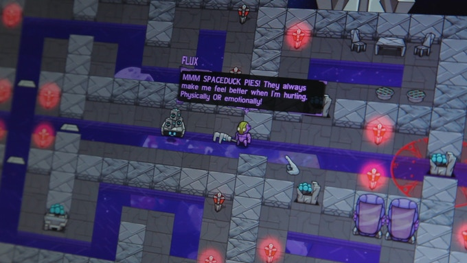 You'll be some of the first folks to see some very behind-the-scenes looks into the making of Crashlands!