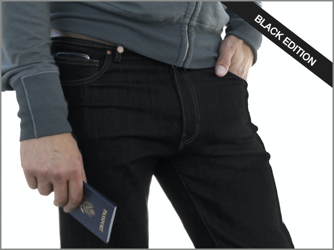 THE NEW BLACK EDITION JEAN