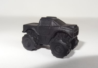 Crash'Em comes with 6 unique monster truck miniatures!